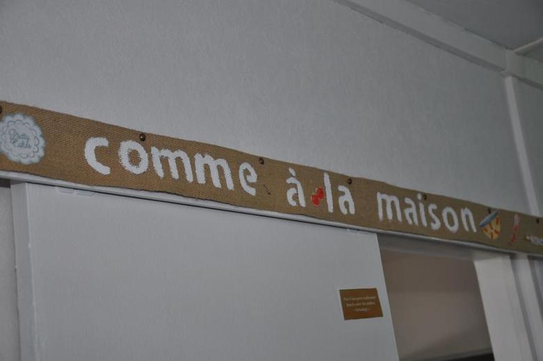 Opération Argent de Poche à Coulaines - Mancelle d'habitation